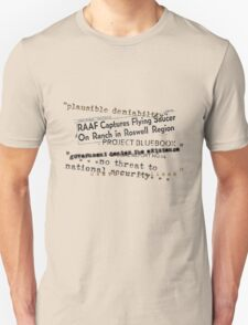 Conspiracy Unisex T-Shirt