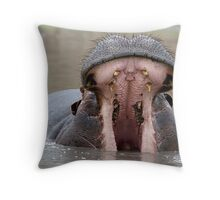 Your Tonsils Are Just Fine ! Throw Pillow
