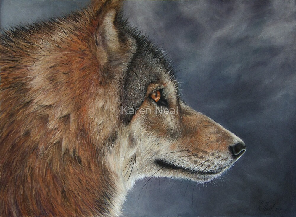 Lone Wolf by Karen Neal