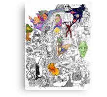 EPIC 10 Gina Baratono Canvas Print