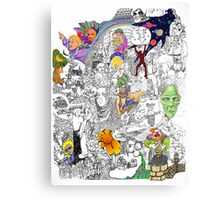EPIC 13 Jeff Aden Canvas Print