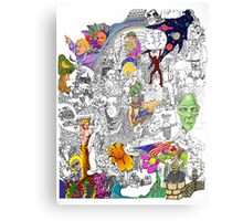 EPIC 16 Viggart Canvas Print