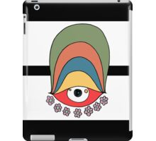 Peaceful eye iPad Case/Skin