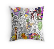 EPIC 18 Colin Trebble Throw Pillow