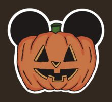 Halloween Mickey Ears by Infernoman