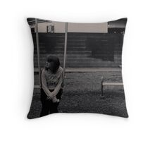 Emotions and moods Throw Pillow