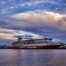 Spirit of Tasmania by Edge-of-dreams