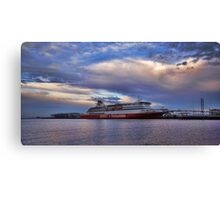 Spirit of Tasmania Canvas Print