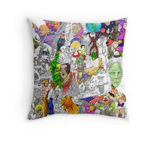 EPIC 20 F.A. Moore Throw Pillow