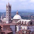 Duomo, Siena, Tuscany, Italy. by johnrf