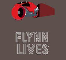 Flynn Lives Light Cycle Unisex T-Shirt