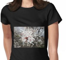 Spring Blossoms #1 Womens Fitted T-Shirt