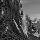 El Capitan early Spring by gfydad