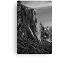 El Capitan early Spring Canvas Print