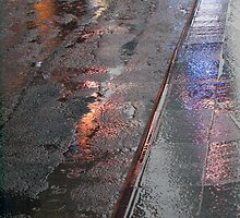 Reflections of Times Square 2 by Darren Spidell