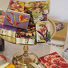 box display by Soxy Fleming