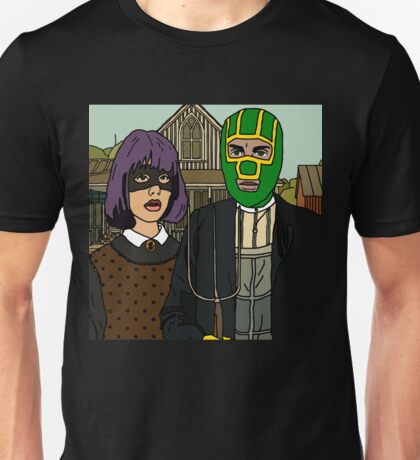 Kick-Ass Unisex T-Shirt