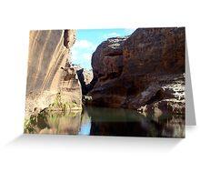 Cobbold Gorge Greeting Card