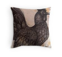 Bantam Throw Pillow