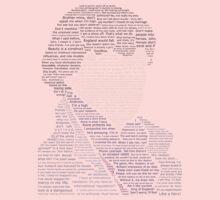 BBC Sherlock Holmes Typography Kids Clothes