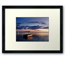 alyangula, groote eylandt, nt australia Framed Print