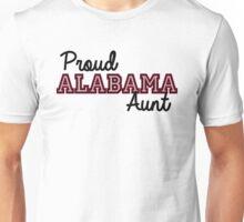 Proud Alabama Aunt Unisex T-Shirt