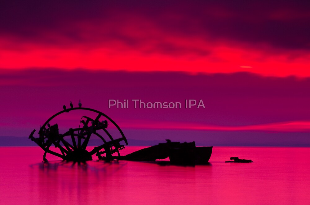 """Aground in a Candied Cove"" by Phil Thomson IPA"
