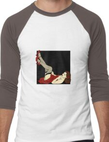 Pinup Girl 1 Men's Baseball ¾ T-Shirt