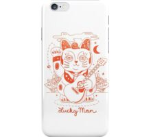 Lucky Man iPhone Case/Skin