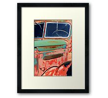 Better days.... Framed Print