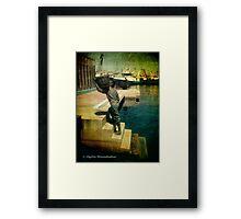Musselmen Framed Print