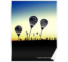 Lead Balloons Poster