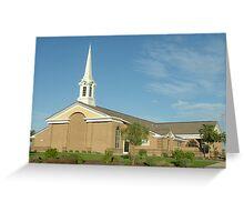 Chapel in Maricopa Greeting Card