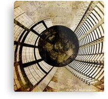 The Golden Snitch Metal Print