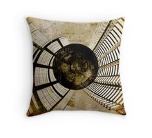 The Golden Snitch Throw Pillow