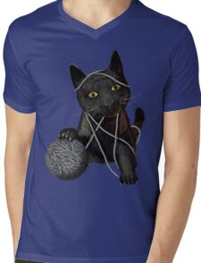 String Theory Mens V-Neck T-Shirt