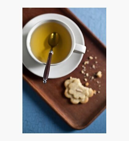 Camomille Cookies Photographic Print
