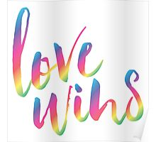 Love Wins! Poster