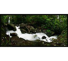 Elebana Streaming Photographic Print
