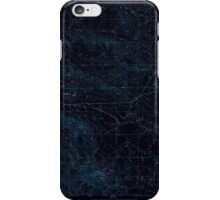 USGS Topo Map Oregon Virtue Flat 281974 1967 24000 Inverted iPhone Case/Skin