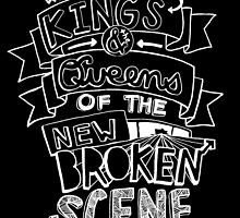 "5 Seconds Of Summer ""She's Kinda Hot"" Lyric Drawing by abundancedraws"