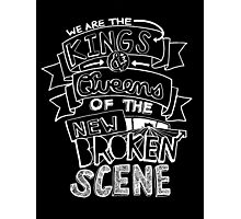 "5 Seconds Of Summer ""She's Kinda Hot"" Lyric Drawing Photographic Print"