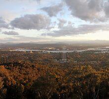 Canberra Sundown. by goenin