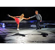 torvill and dean Photographic Print