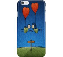 Love Knows no Boundary iPhone Case/Skin