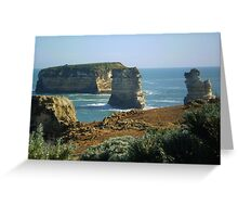 Bay of Islands - Great Ocean Rd. Port Campbell Greeting Card