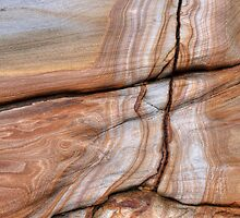 Sandstone Grain by Jason Ruth