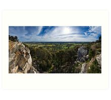 Mount Barker Summit Art Print