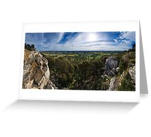 Mount Barker Summit Greeting Card