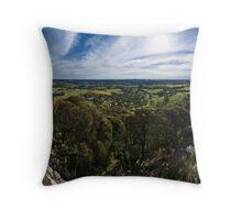 Mount Barker Summit Throw Pillow